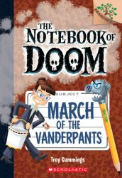 {March of the Vanderpants: Troy Cummings}