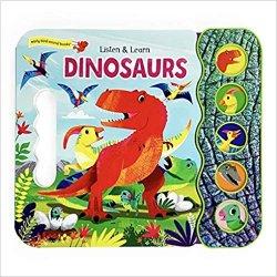 {Dinosaurs Listen and Learn: Carmen Crowe}