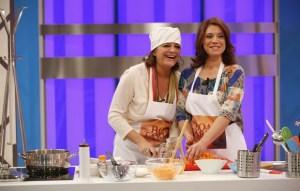 Júlia Pinheiro e Conceição Lino