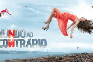 """""""Mundo ao Contrário"""" (re)estreia ainda em horário nobre… em 26º lugar"""