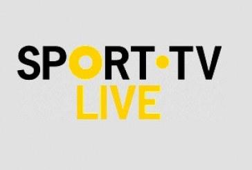 """Sport TV Live transmite """"Porto x Estoril"""""""