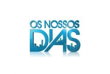 """Ator de """"Os Nossos Dias"""" reforça ficção da TVI"""