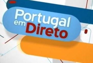 """""""Portugal em Direto"""" regressa à liderança"""