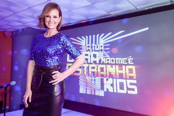 Cristina A Tua Cara Não Me É Estranha kids