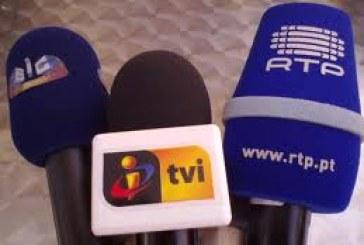 """""""Jornal da Tarde"""" aproxima-se da TVI e garante períodos de liderança"""