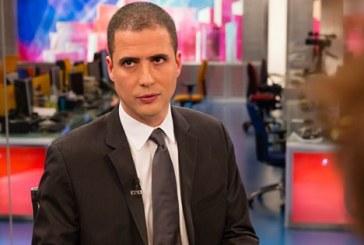 "Ricardo Araújo Pereira volta a perder para o ""Jornal da Noite"""