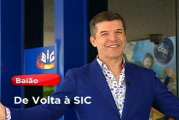 """João Baião garante presença na gala dos """"Globos de Ouro"""""""