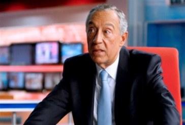Marcelo Rebelo de Sousa regressa à TVI