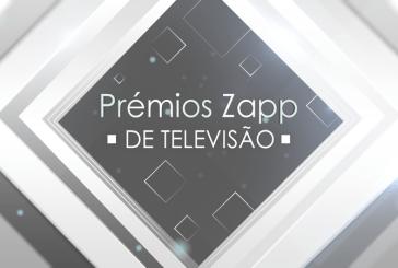 I Prémios Zapp de Televisão: Já pode votar nos seus preferidos!