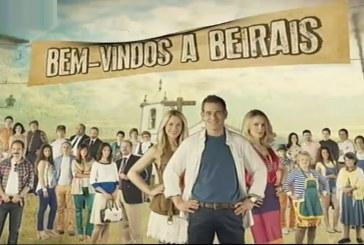 """Heman José visita """"Bem-vindos a Beirais"""" e leva 'Nelo' consigo"""