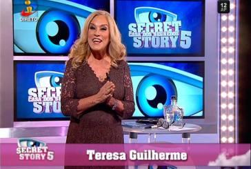 """""""Secret Story 5"""" torna-se no programa mais visto na noite de Natal"""