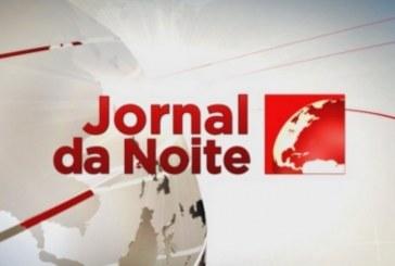 "Momento insólito em peça do ""Jornal da Noite"" torna-se viral na internet [vídeo]"