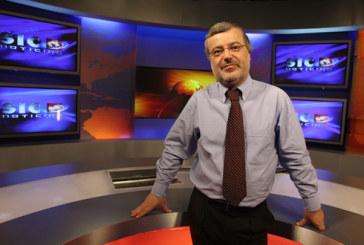 António José Teixeira demite-se do cargo de diretor da SIC Notícias