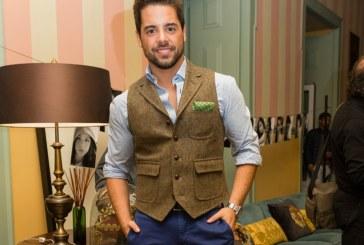 Pedro Carvalho quer continuar no Brasil e fazer mais novelas na Globo