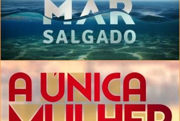 """""""Mar Salgado"""" lidera com """"A Única Mulher"""" em cima"""