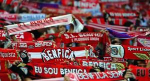 O Benfica continua na Liga dos Campeões