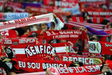 Audiências: Vitória do Benfica na Liga dos Campeões atinge mais de 2,5 milhões