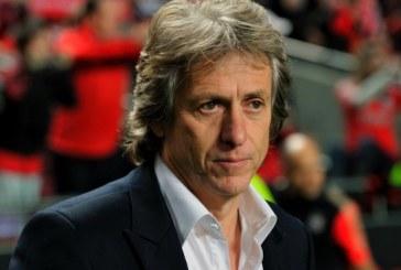 Jorge Jesus dá primeira entrevista como treinador do Sporting à SIC Noticias
