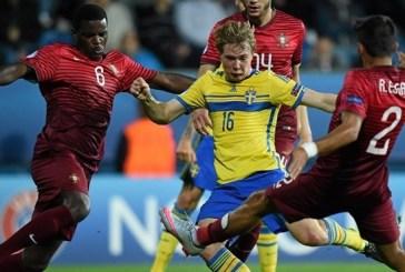 TVI exibe em direto o amigável 'Portugal - Suécia'