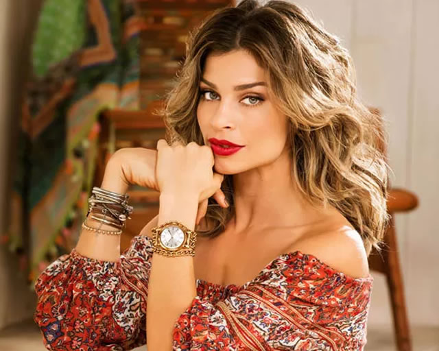 Grazi Massafera tem novo projeto na Globo