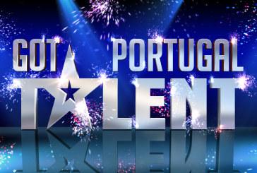 """""""Got Talent Portugal"""" sobe face à passada semana"""