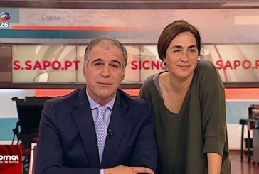 "Rita Blanco encerra ""Jornal da Noite"" [vídeo]"