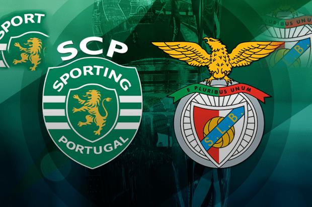 D U00e9rbi U0026 39 Sporting Benfica U0026 39 Joga Se Em Direto Na SportTV