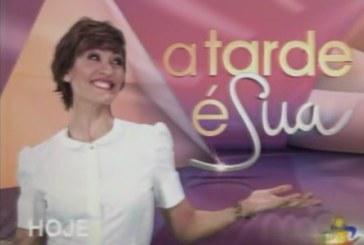 """""""A Tarde é Sua"""" marca pior resultado do ano e perde liderança"""