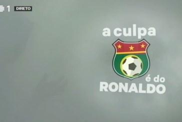 """FC Porto arrasa programa """"A Culpa é do Ronaldo"""""""