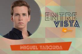 Zapping Entrevista: Miguel Taborda