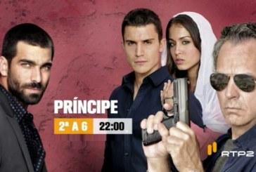 """""""Príncipe"""" volta a bater recorde e esmaga produção nacional da RTP1 e Herman José"""