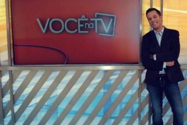 """Saiba como correu o """"Você na TV!"""" com Santiago Lagoá"""