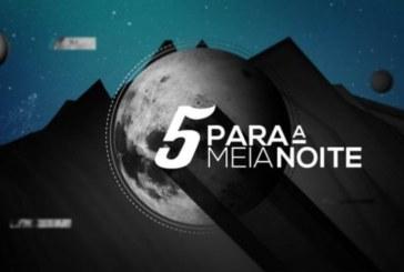 """""""5 Para a Meia-noite"""" recebe exclusivos SIC e TVI esta semana"""