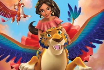 """Disney Channel estreia o filme """"Elena e o Segredo de Avalor"""""""