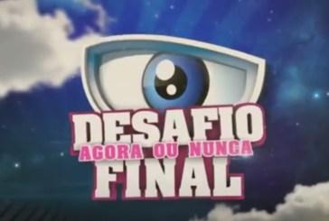 Oficial: Conheça todos os concorrentes do 'Desafio Final - Agora ou Nunca'