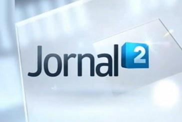 """""""Jornal 2"""" sai do estúdio e vai para a Casa da Música"""