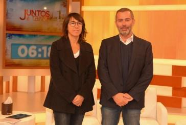 Gabriela Sobral segura Bárbara Norton de Matos e dá-lhe novo projeto