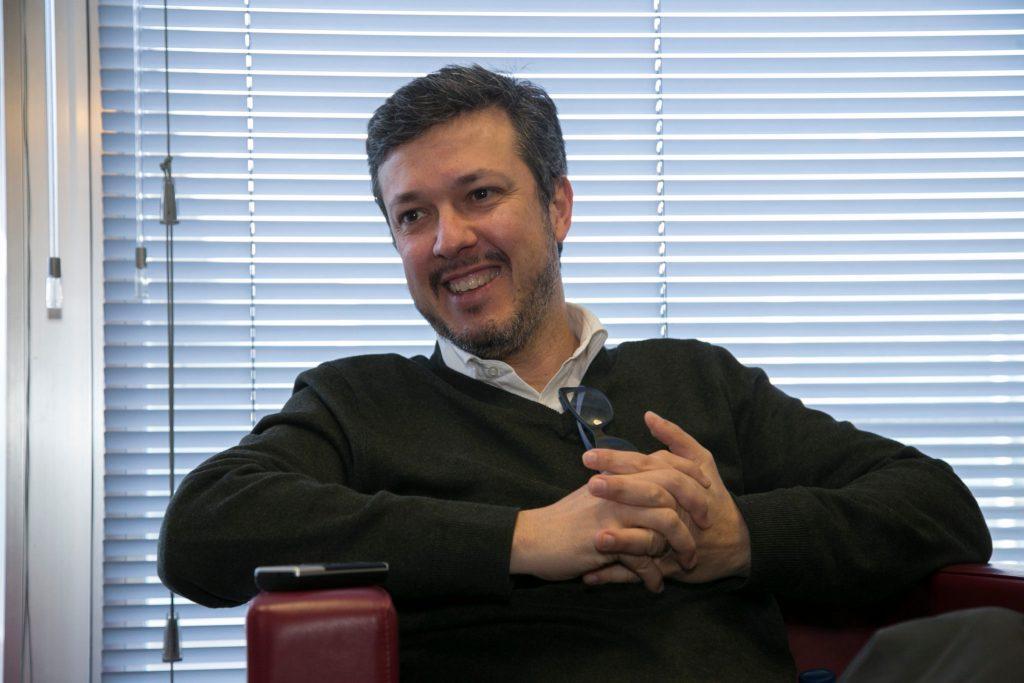 diretor-geral da TVI