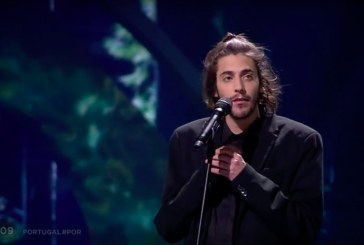 "Salvador Sobral é entrevistado em exclusivo no ""Telejornal"""