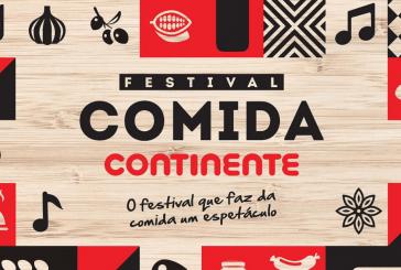 """""""Festival da Comida Continente"""" assume liderança na tarde de domingo"""
