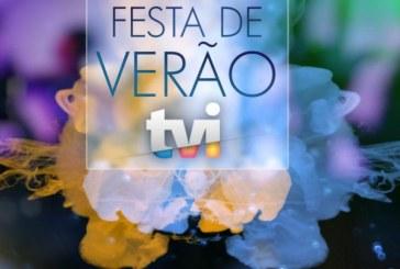 """Veja como fica a programação da TVI com a """"Festa de Verão TVI"""" 2017"""