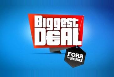 """Último 'Fora de Horas' (normal) do """"Biggest Deal"""" volta a perder por muito"""