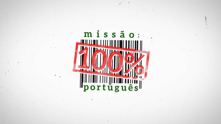 missão 100% português