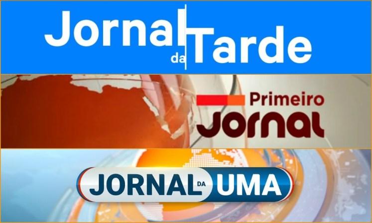 jornal da tarde Primeiro Jornal jornal da uma