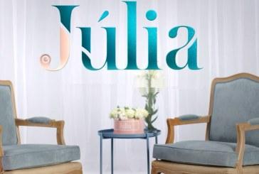 """""""Júlia"""" continua a dominar as tardes e coloca """"A Tarde é Sua"""" longe"""