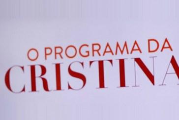 """""""O Programa da Cristina"""" abre com… duas Cristinas Ferreira [vídeo]"""