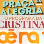 """Audiências: """"O Programa da Cristina"""" estabiliza nos 30%"""