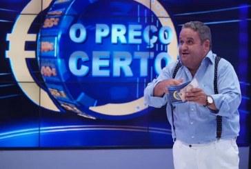 """""""O Preço Certo"""" arranca semana com mais do dobro da TVI"""