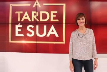 """O """"A Tarde É Sua"""" vai mesmo acabar! Conheça o futuro de Fátima Lopes na TVI"""