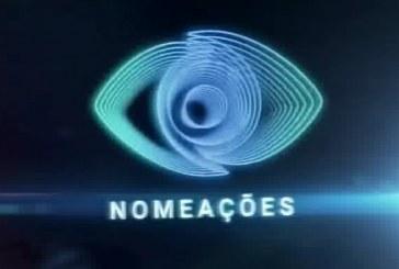 """""""Big Brother"""": Nomeações feitas… saiba quem está em risco!"""